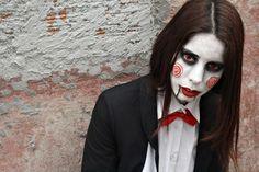 Jigsaw Makeup - Carnaval - Denise de Assis