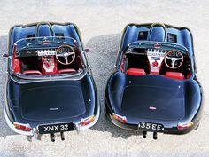 dbslrt: Jaguar E Type - Eagle E Type