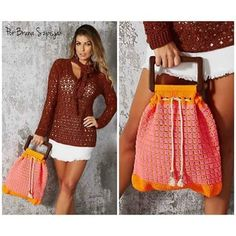 Olá Crocheteir@! RECEITA EXCLUSIVA ✨✨✨ Que tal fazer uma Bolsa de Praia de Crochê SUPER FÁCIL? Nesta bolsa usei uma alça feita com sobras de madeira! Espero que gostem 😘  #semprecirculo #neon #handmade #crochet #croche #moda #modapraia2017 #bolsas #bags #feitoamao #verao #facavocemesmo #fashions #tutoriales #ganchillo #tendencia #summer #receitafacil  RECEITA: http://circulo.com.br/pt/receitas/moda-feminina-adulto/bolsa-neon-alca-madeira