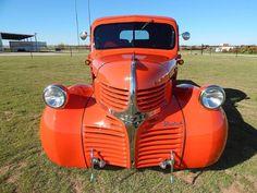 1939-47 custon Dodge pickup truck
