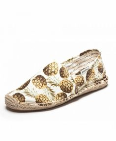 e4dd50862c8d8b Pineapple Espadrilles by Soludos Pineapple Print