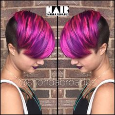 Pravana Locked-In Pink Pravana Locked-In Purple #pravana #lockedin #hairbyshonda