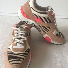 602d7e7e91dea Schuhe für Damen - Sneaker von Ash. Das Modell von Ash mit Zebra Muster