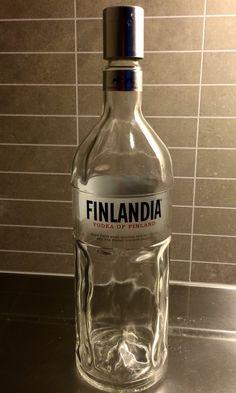 Finlandia. Vodka of Finland.