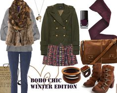 Boho Chic Winter