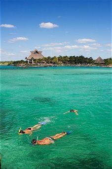 Aquapark Xel Ha This Is Close To The Bahia Principe Coba Tulum Akumel