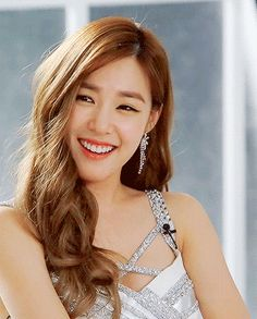 Tiffany Hwang of Girls' Generation.
