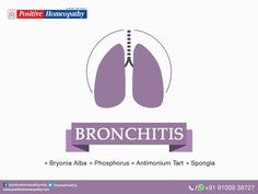 Consult our homeopathic doctors for a comprehensive treatment of #bronchitis.