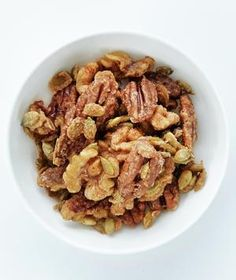 Spiced Nuts and Pepitas
