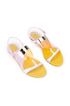 DIOR Dior Solar Sandals. #dior #shoes #sandals