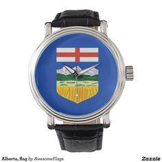 Alberta, flag