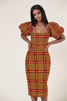 African Clothing Stores, Ankara Clothing, African Print Clothing, African Print Dresses, African Print Fashion, Africa Fashion, African Dress, Fashion Prints, African Prints