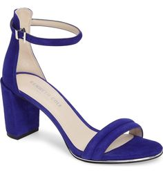 $130 - Kenneth Cole New York 'Lex' Ankle Strap Sandal (Women)