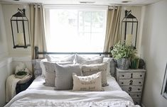 Guest Bedroom Makeover - Paint Swatches -
