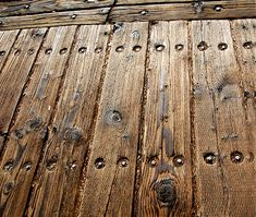 boardwalk wood   Old wood boardwalk sidewalks Old Town Sacramento   Flickr - Photo ...