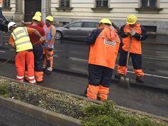 Megkezdődött a Róbert Károly körút felújítása a fővárosban  -  lapáttámasztásból jeles!