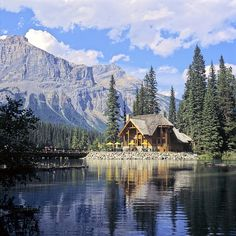 Cilantro on the Lake - Emerald Lake Lodge