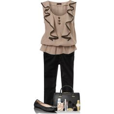 Dress To Impress-Fall Edition Entry #3, created by nessiecullen2286 on Polyvore
