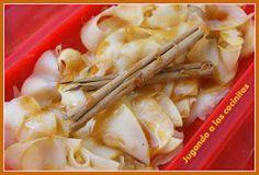 Jugando a las cocinitas: Postre de manzana y yoghourt con miel y canela Food N, Easy Cooking, Macaroni And Cheese, Cooker, Cabbage, Healthy Eating, Favorite Recipes, Healthy Recipes, Vegetables