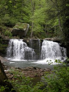Mill Creek Falls -- Ansted, WV