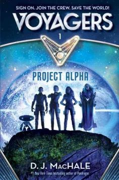 Earth is about to go dark. Without a new power source, life as we know it will be toast. A global competition is under way to determine which four kids will join the secret mission that might just save us all. Project Alpha is a contest of physical challenges, mental puzzles, and strategic alliances. The battle is fierce. Who will lead the team? Who will pilot the most complicated space ship ever built?