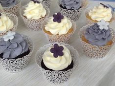 Frosting, Cake Decorating, Cheesecake, Good Food, Food And Drink, Cupcakes, Cookies, Cream, Sweet