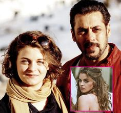 Did you know Salman Khan's Austrian co-star from Tiger Zinda Hai is a Playboy model – view pics #FansnStars