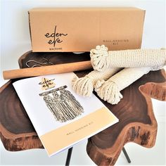 EdenEve Macrame is a homeware and craft store. We sell Macrame Wall Hangings, Plant hangers, and make custom pieces. We sell Macrame Rope and offer. Knots Guide, Rope Basket, Crafty Craft, Diy Kits, Plant Hanger, Craft Stores, Weaving, Place Card Holders, Diy Crafts