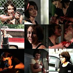 Maggie Greene - season 3