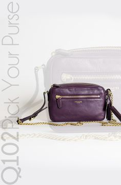 Coach - Legacy Flight Bag. Go to wkrq.com to find out how to play Q102's Pick Your Purse!