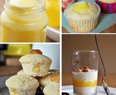 Homemade Lemon Curd and ways to use it Citrus Recipes, Lemon Dessert Recipes, Delicious Desserts, Yummy Food, Orange Dessert, Lemon Curd Recipe, Lime Cake, Breakfast Pastries, Dessert Bread