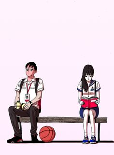 Before vacation by Jungyoun Kim, via Behance Basketball Anime, Cartoon Fan, Dope Art, Aesthetic Art, Anime Style, Graffiti Art, Art Inspo, Concept Art, Illustration Art