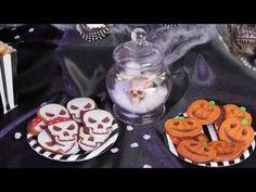 DIY Halloween Aquarium mortel - YouTube