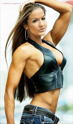 #Sexy Fitness Model Diana Chaloux