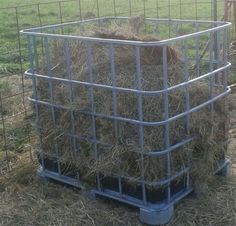 Viewing a thread - STO goat hay feeder