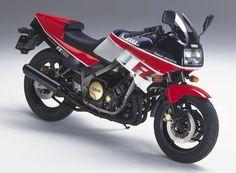 1985年 YAMAHA FZ750