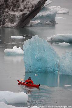 Columbia Glacier, Prince William Sound, Chugach National Forest, Alaska
