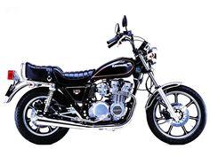 Kawasaki Z750LTD (1980)