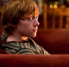 Day 5: Ron. He doubts himself and his friends. I think that makes him realistic. And he is amazing friend to Harry i mean yeah he made mistakes but again realistic