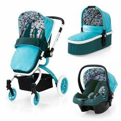 Trío Cosatto Ooba Travel System - Duck Egg