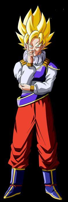 Goku - Super SAIYAJIN - Planeta  Yadorat