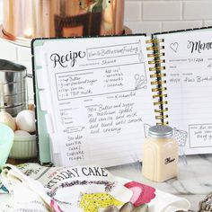 The Keepsake Kitchen Diary ™  is a one-of-a-kind heirloom and DIY cookbook that will bring joy to you and the the people you love for generations.