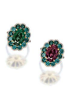 Best of Birthstones: Glistening Garnet   Sotheby's