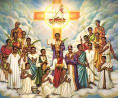 The Martyrs of Uganda - June3