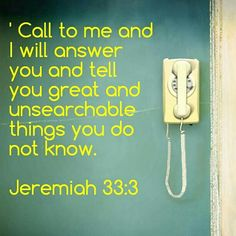(Part 1) Unsearchable- not capable of being searched or explored. God thoughts are higher than our thoughts. He can speak one or two words that can change your life forever and I know that full well. You will think about what he said several of times and he keeps his promises when he says he is going to do something he will do it. And no devil in hell can stop him what he says go.