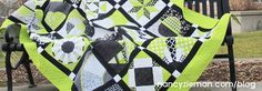 2015 Adventure Quilt by Nancy Zieman | How to Finish a Block of the Month Sampler Quilt