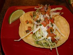 A Mom Cooking Paleo & Gluten Free Recipes for the Family: Fish Tacos. Great Paleo Recipes