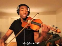 Flicka Da Wrist (Violin Freestyle) - YouTube