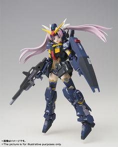 アーマーガールズプロジェクト MS少女 ガンダムMk-II (ティターンズ仕様) | 魂ウェブ / Armor Girls Project, MS Girl…