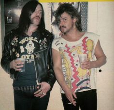Lemmy & Phil